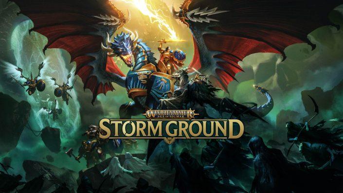 Warhammer Age of Sigmar – Storm Ground: Entwickler sprechen im Video über ihre Vision