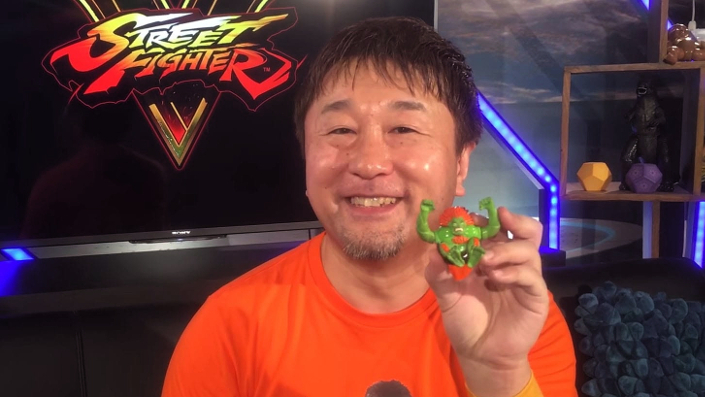 Street Fighter: Serien-Veteran Yoshinori Ono verlässt Capcom