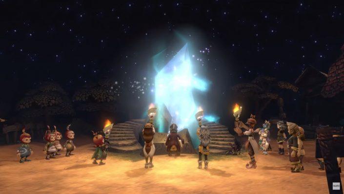 Final Fantasy Crystal Chronicles Remastered: Internationale Testwertungen in der Übersicht