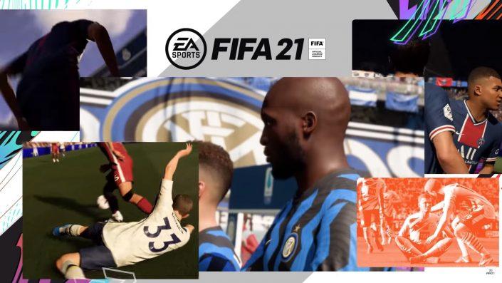 FIFA 21: Die Torjubel der Stars im neuen Trailer präsentiert