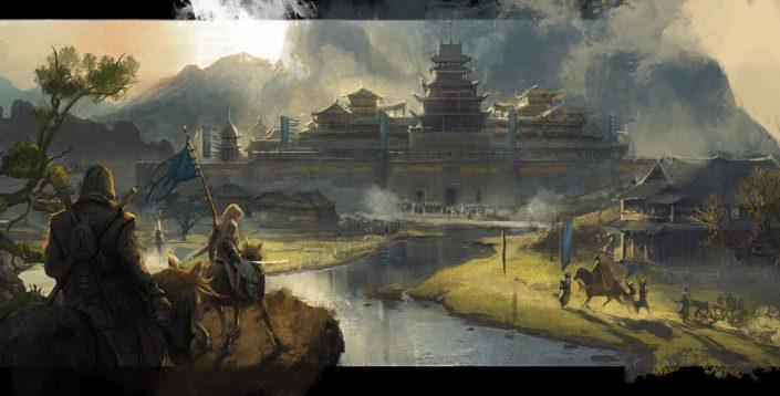 Assassin's Creed: Valhalla-Nachfolger könnte in China stattfinden – Konzeptzeichnung aufgetaucht
