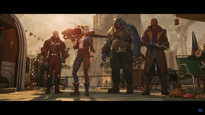 Suicide Squad Kill the Justice League: DC-Event enthüllt Trailer und erste Details