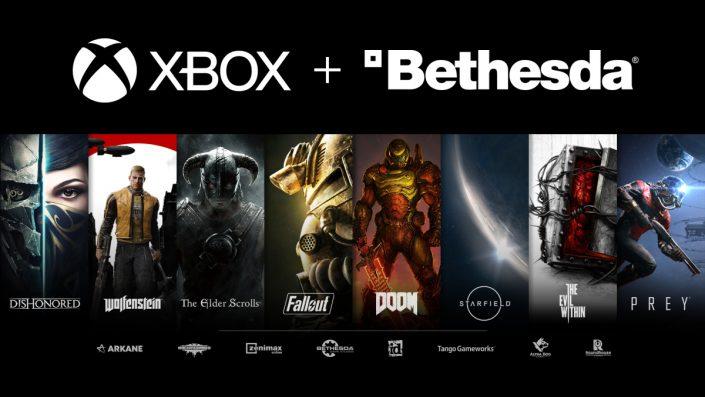 Bethesda: Künftige Spiele können auch für PS5 erscheinen