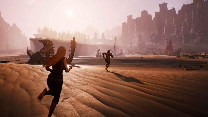 Conan Exiles: Isle of Siptah-Erweiterung samt Launch-Trailer veröffentlicht