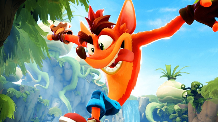 Crash Bandicoot 4: PS5-Features und New-Gen-Trailer enthüllt