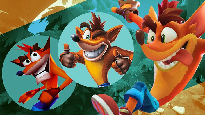 Crash Bandicoot – Artikelbild