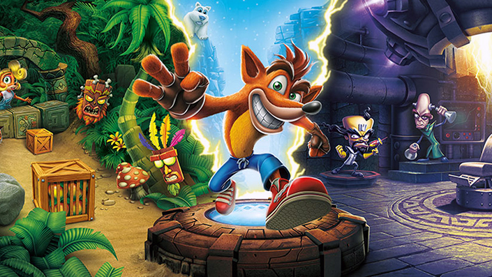 Crash Bandicoot 4 It's About Time: Pre-Load in Europa gestartet