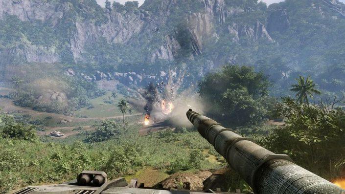 Crysis Remastered Trilogy: Release-Termin von Crytek angekündigt