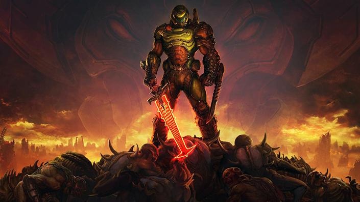 Doom Eternal: The Ancient Gods im Launch-Trailer