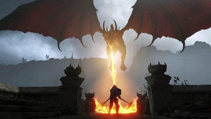 Demon's Souls: Day-One-Update, Dateigröße und Ladezeit im Video