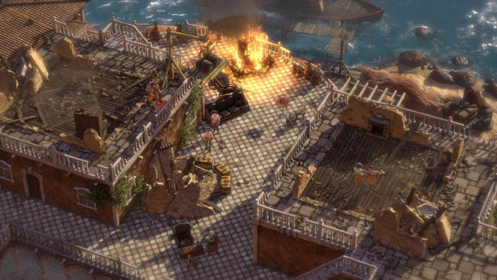 Desperados 3: Der erste Story-DLC ist da – Launch-Trailer