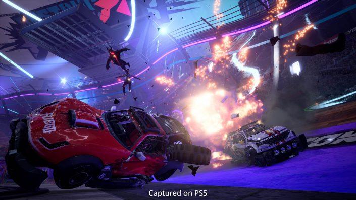 Destruction AllStars: Neuer Trailer stellt die spielbaren Charaktere vor