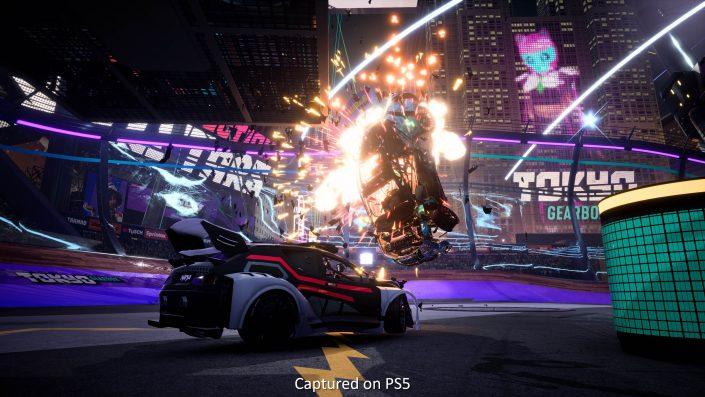Destruction AllStars: Neue Gameplay-Details sowie Digital Deluxe Edition zum PS5-Launch-Titel vorgestellt