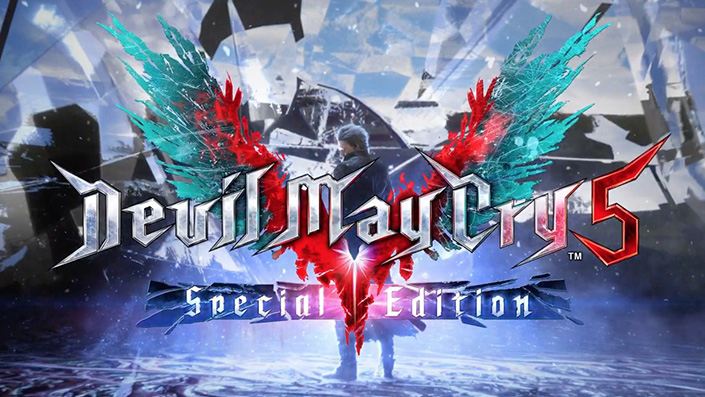 Devil May Cry 5: Special Edition offiziell angekündigt + Trailer