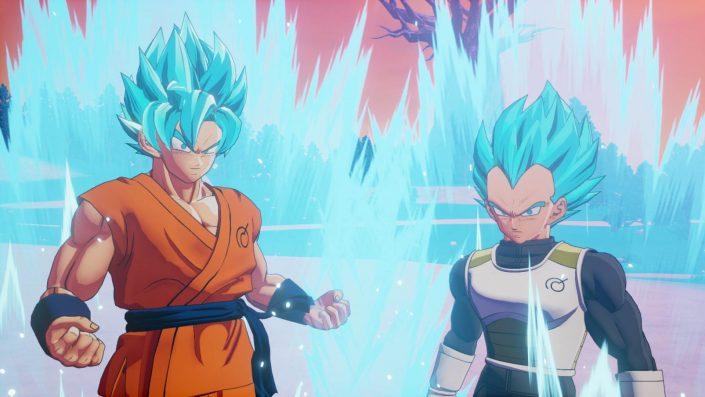 Dragon Ball Z Kakarot: Screenshots zeigen die neuen Horden-Kämpfe