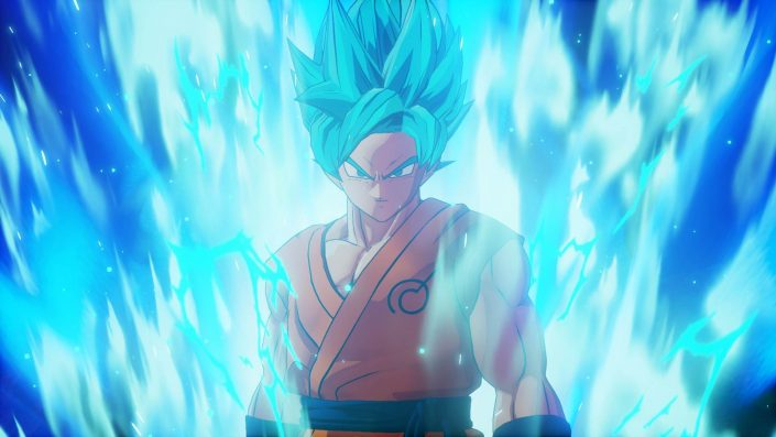"""Dragon Ball Z Kakarot: Launch-Trailer stimmt auf """"Eine neue Kraft erwacht – Teil 2"""" ein"""