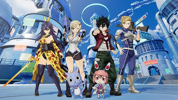 Edens Zero: Konami kündigt Action-RPG zur Manga-Reihe an