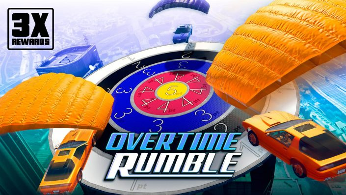 GTA Online: Dreifache Belohnungen in Overtime Rumble und King of the Hill, Rabatte und weitere Boni