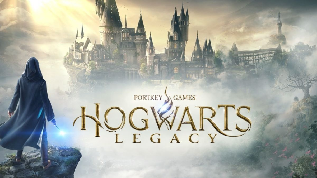 WATCH: Harry Potter Game Hogwarts Legacy Debuts on PS5 in ...  |Hogwarts Legacy