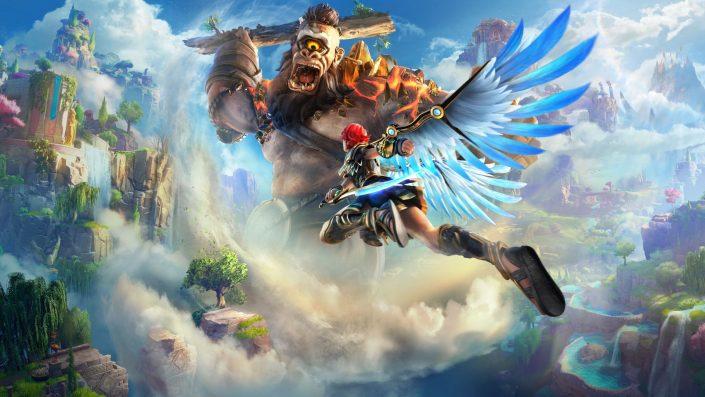 Immortals Fenyx Rising: 85 Minuten Gameplay aus dem mythologischen Abenteuer veröffentlicht