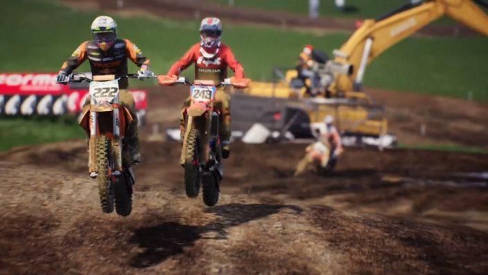 MXGP 2020: Motocross-Titel erscheint noch dieses Jahr – Ankündigungstrailer