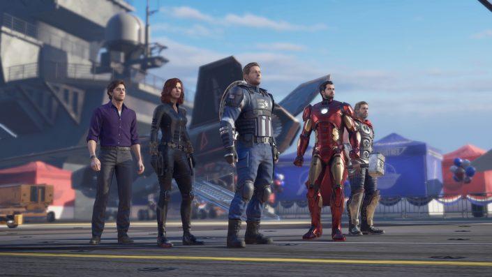 Marvel's Avengers: Patch 1.3.0 mit mehr als 1000 Bugfixes veröffentlicht