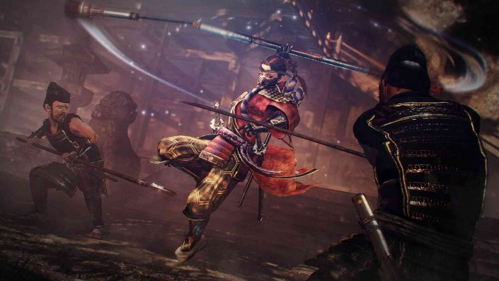 Nioh 2 Remastered: PS5 vs PS4 im Ladezeitenvergleich