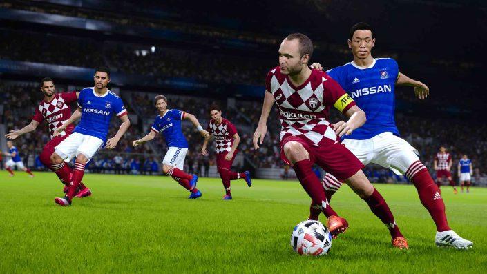 PES 2022: Soll laut Gerücht ein Free-2-Play-Spiel werden