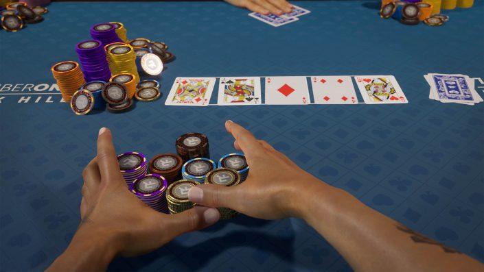 Poker Club: Als Launch-Titel für die PS5 bestätigt