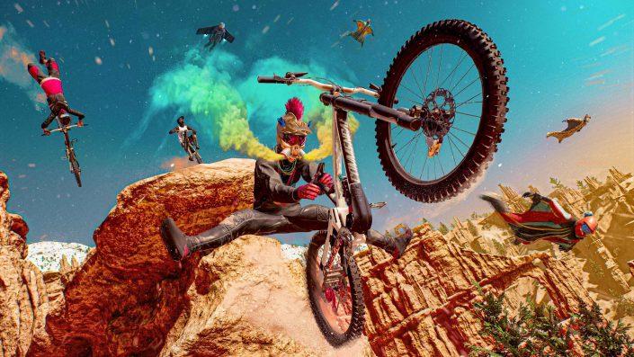 Riders Republic: Beta-Termin, Trailer und Details