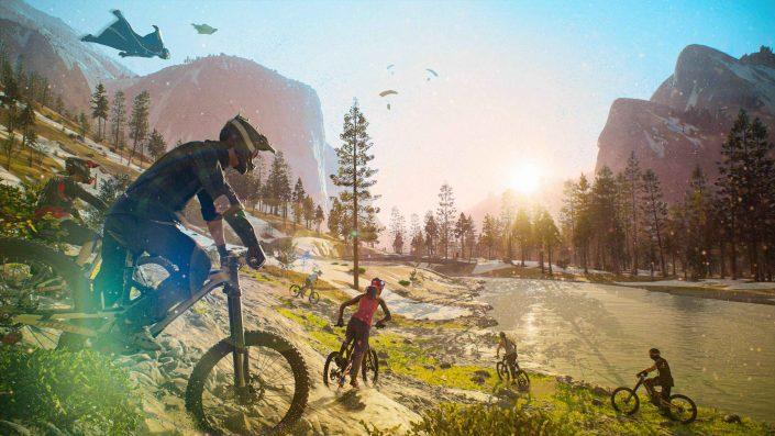 Riders Republic: Ubisoft kündigt neues Multiplayer-Extremsportspiel an – Erste Trailer, Termin und Details