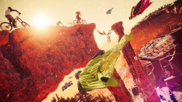 Riders Republic: Gameplay-Trailer, Erscheinungstermin und Anmeldung zur Betaphase