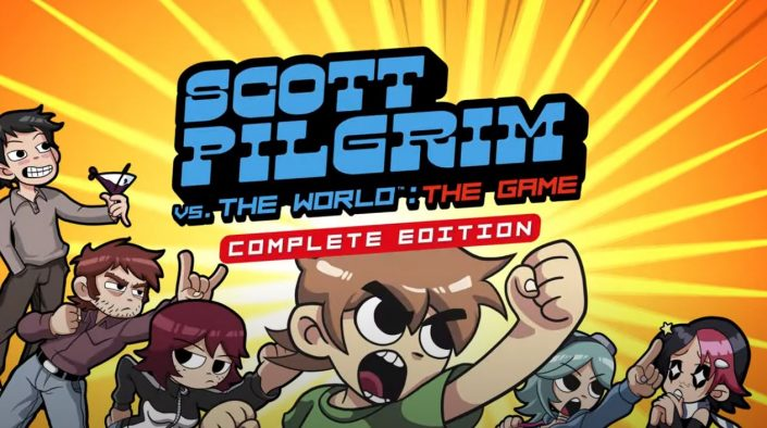 Scott Pilgrim vs. The World: Complete Edition hat einen Termin