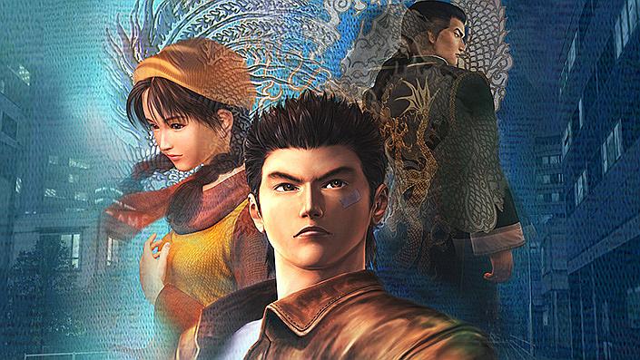 Shenmue: Anime startet 2022 – Der erste Trailer steht bereit