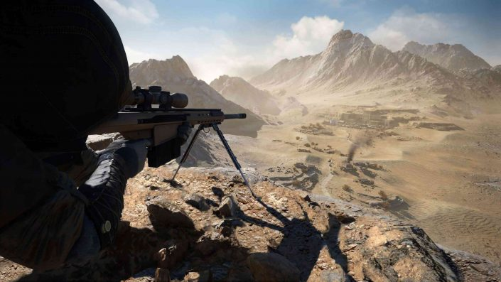 Sniper Ghost Warrior Contracts 2: Release-Termin und Gameplay-Trailer enthüllt