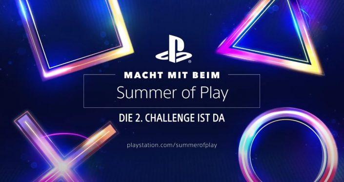 Summer of Play: Zweite Runde der Trophäen-Challenge gestartet