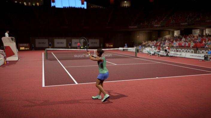 Tennis World Tour 2: PS5-Version veröffentlicht – 4K, 60 FPS und Raytracing