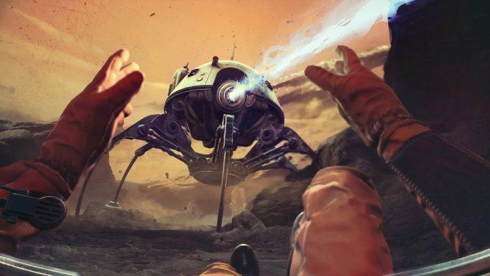 The Invincible: Release verschoben – Teaser-Trailer zum PS5-Sci-Fi-Thriller