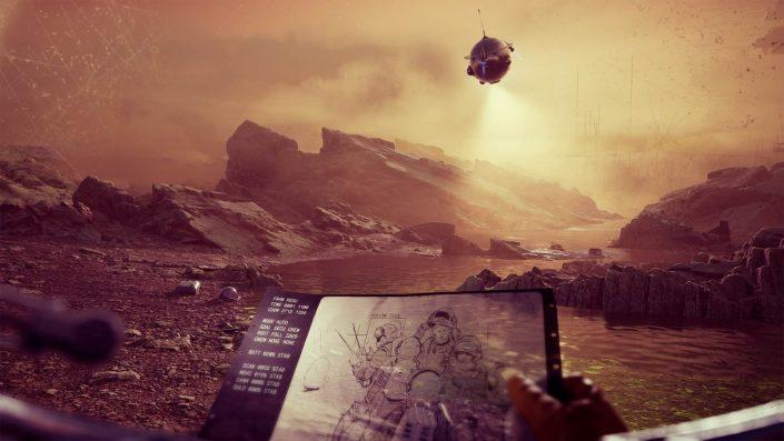 The Invincible: Sci-fi-Thriller für PS5, Xbox Series X und PC angekündigt