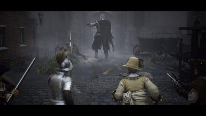 Black Legend: Rundenbasiertes Strategie-Rollenspiel für Konsolen und PC erschienen