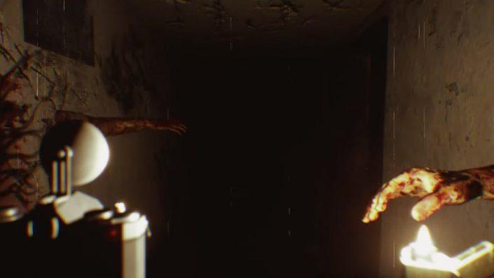 Dark Fracture: Indie-Horrorspiel erscheint auf der PS5 – Trailer und Gameplay-Video