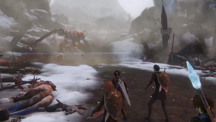 Edge of Eternity: Für PS5 angekündigt und neuer Trailer