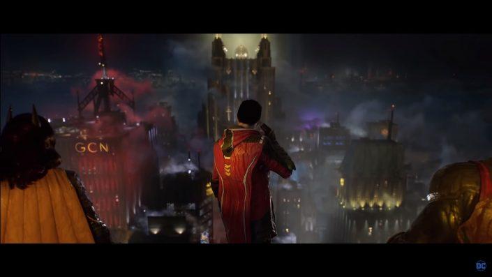 Gotham Knights: Neue Details zur Spielwelt & Gameplay eingetroffen