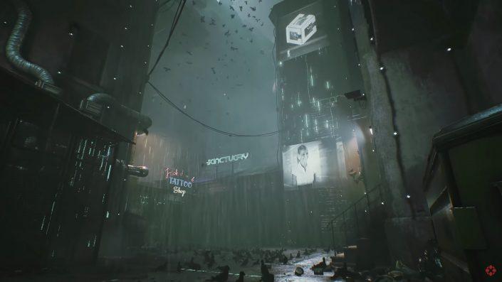Observer System Redux: Der Launch-Trailer zum Release – PS5 DualSense-Trailer veröffentlicht