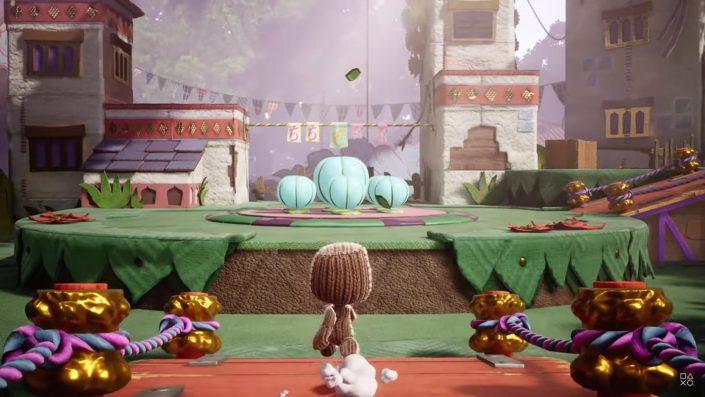 Sackboy A Big Adventure: Spielstandtransfer von PS4 auf PS5 zum Launch nicht möglich