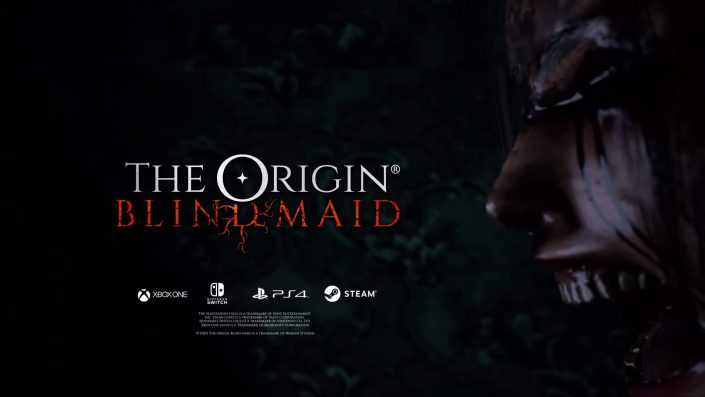 The Origin – Blind Maid: Neuer First-Person Horror angekündigt