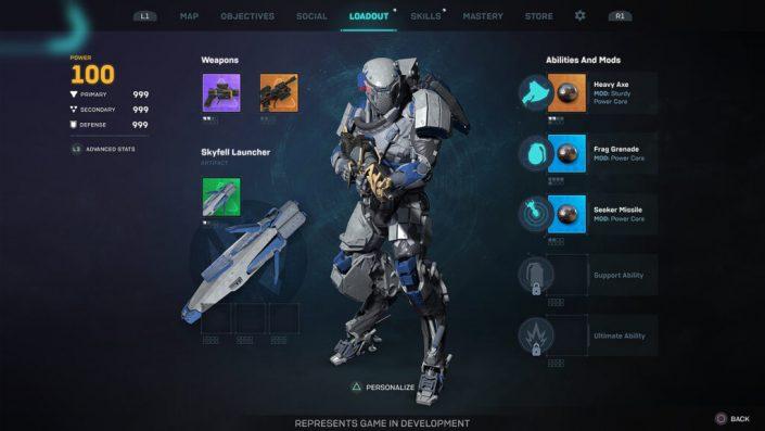 Anthem Update: Javelin Builds und Gameplay-Änderungen erklärt