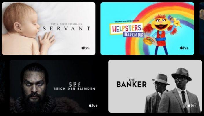 PS5 & Xbox Series X/S: Hinweise auf Support von Apple TV