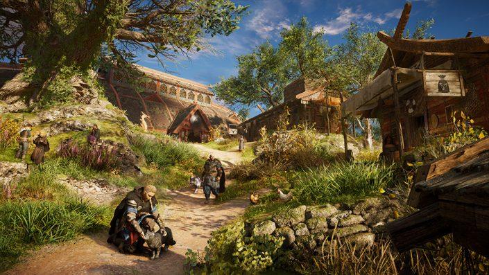 Assassin's Creed Valhalla: Details zur Kernsiedlung Ravensthorpe