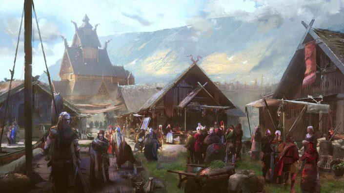 Assassin's Creed Valhalla: Nächstes Update liefert offenbar Einhandwaffen